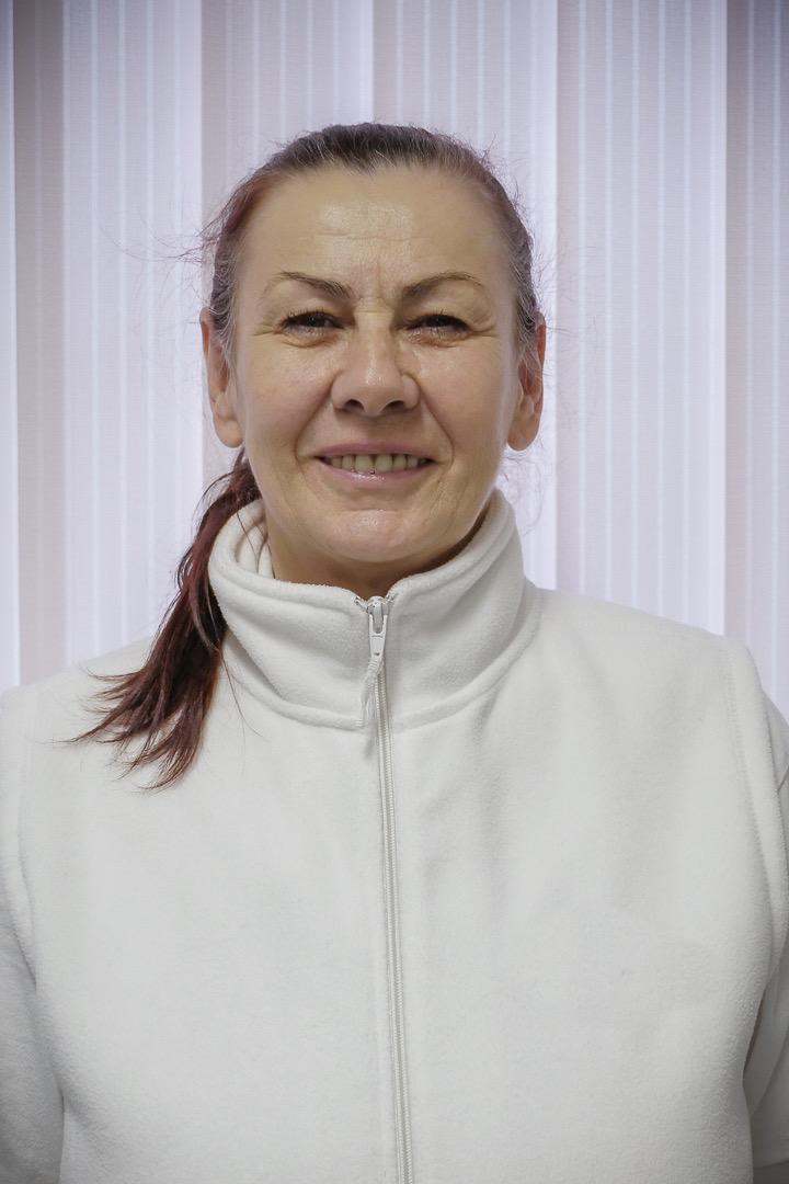 Mária Paličuková